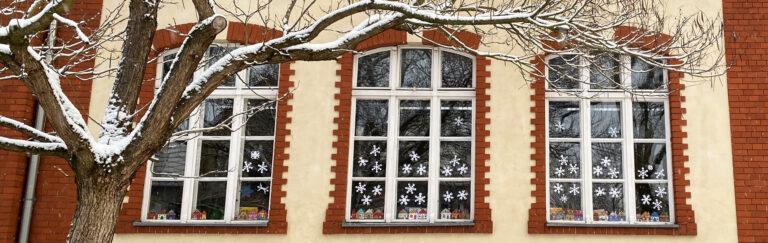 Slider-Schule-Fenster